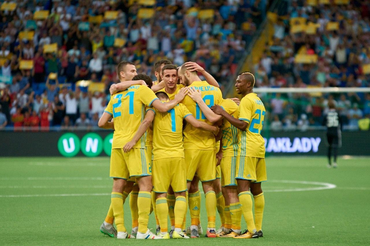 Спорт независимого казахстана
