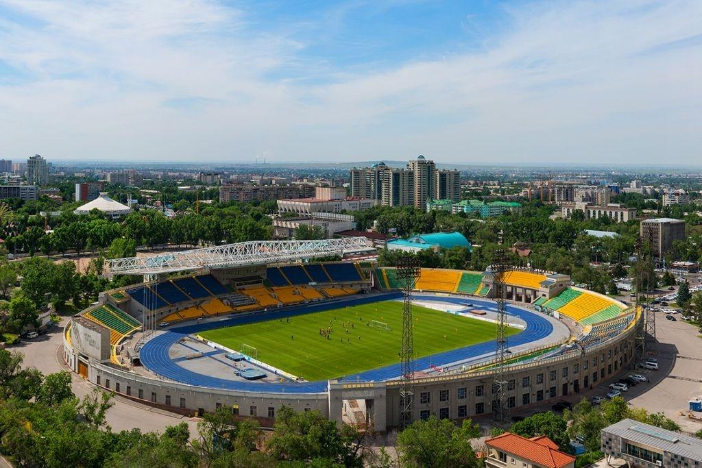 фото стадион кайрата
