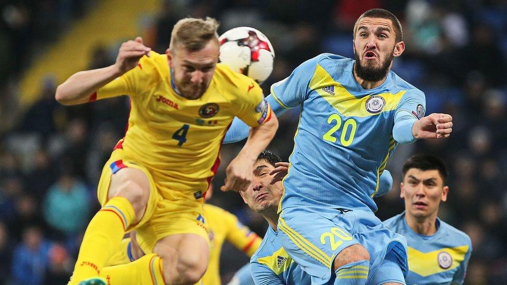 Футбол Казахстан Румыния Прогноз Eur